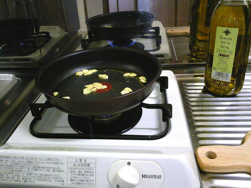 いきなりのヘルプ調味料オリーブオイル